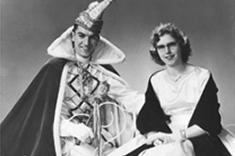1960 Jo I & Annie