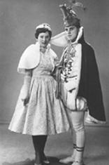 1961 Jac II & Margriet